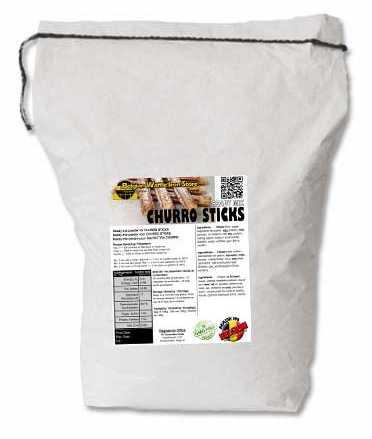 Churros Waffle Sticks 10kg