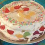 våffeltårta