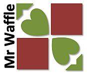Mr. Waffle Logo