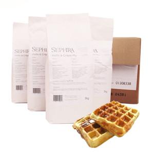 Sephra Waffle Mix 12kg