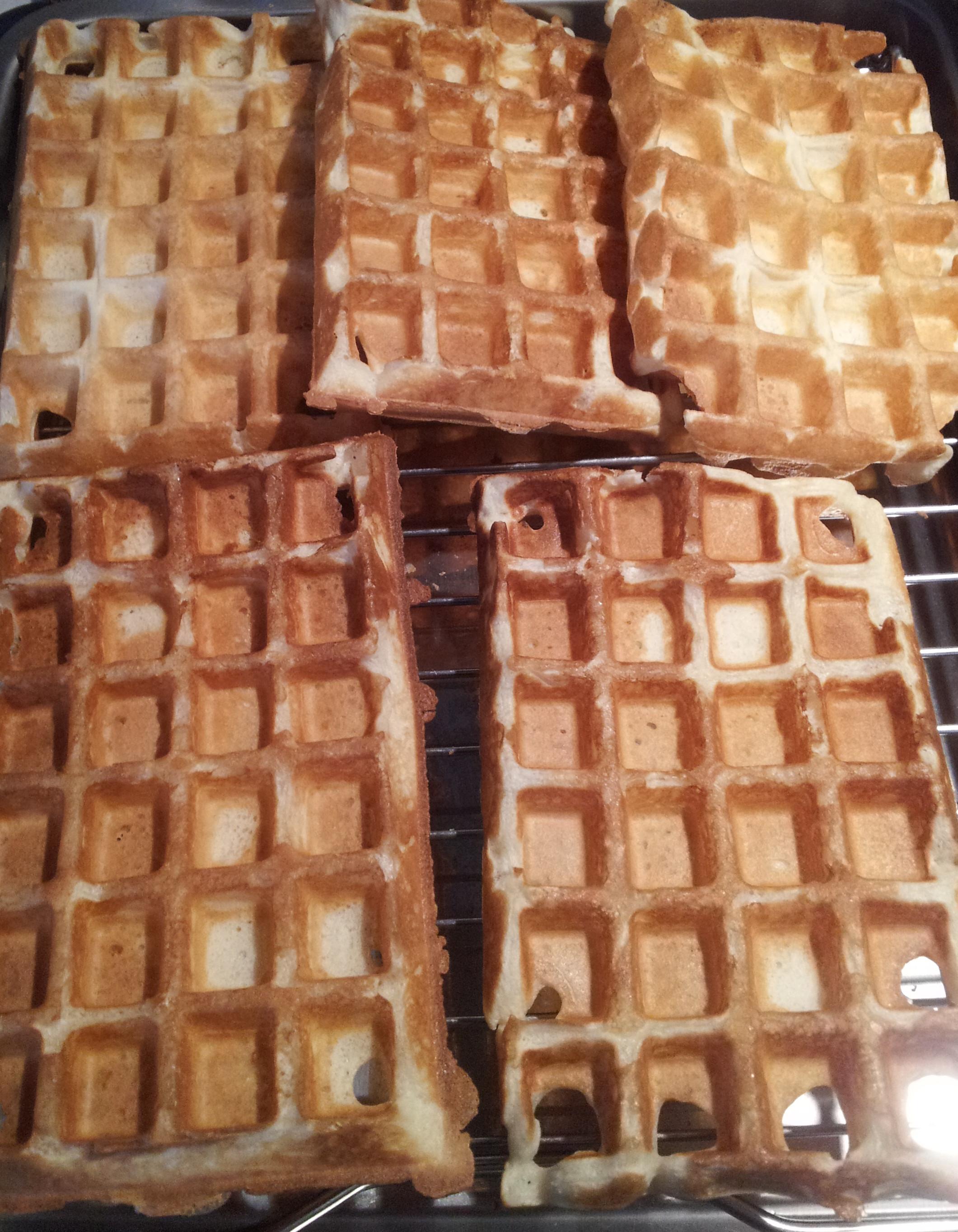 Mr. Waffle's Belgiska Våfflor