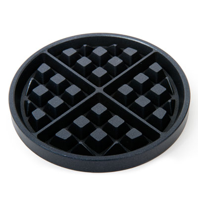 sephra belgian waffle replacement plate