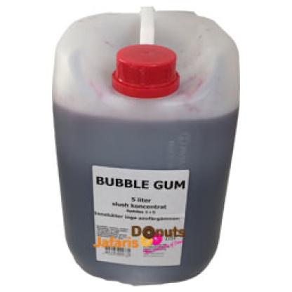 Slush Koncentrat Bubbelgum