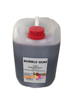 Slush Koncentrat Bubbelgum