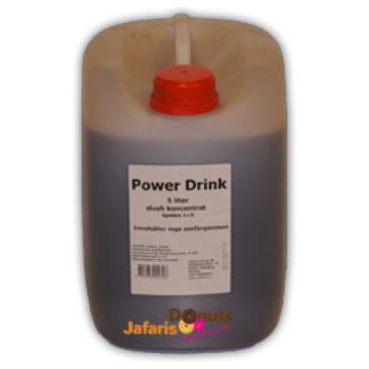 Slush Koncentrat Power Drink