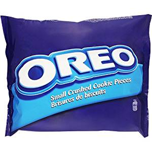 Oreo Small Cookie Crumbs Bag