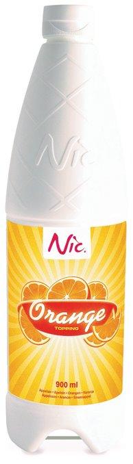 NIC Apelsin Topping