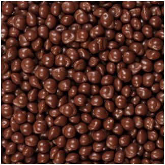 Chokladkrokant, dragerad