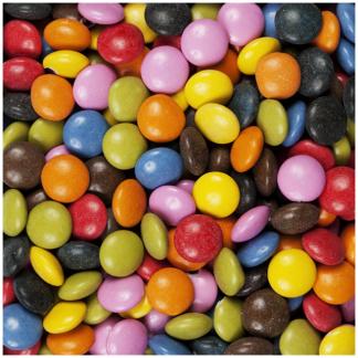 mini chokladlinser