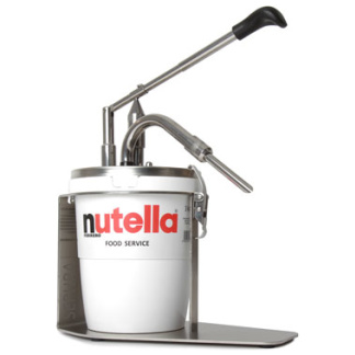 Nutella Dispenser