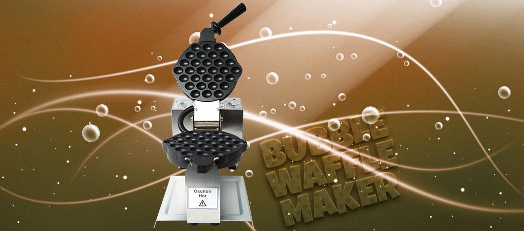 Bubble-Waffle-Maker