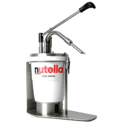 Nutella Dispenser Heated
