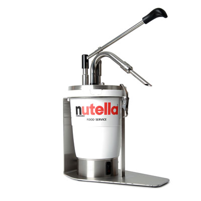 Nutella Dispenser Heated