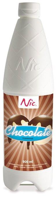 NIC Chokladtopping