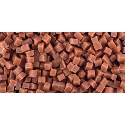 Caramel mini fudge
