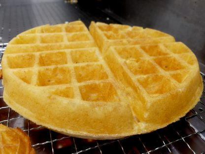 Belgisk Glutenfri Vegan Våffla