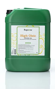 Rapsona High Oleic Frityrolja