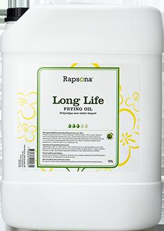 Rapsona Long Life Frityrolja