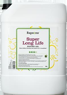 Rapsona Super Long Life Frityrolja