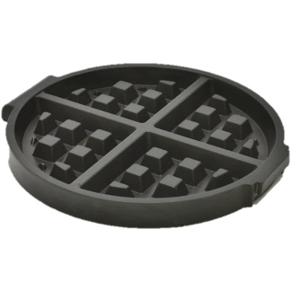 Round Standard Belgian Baking Plate