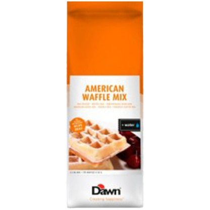 American wafflemix webb