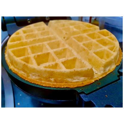 Plantbased Gluten-free Waffle