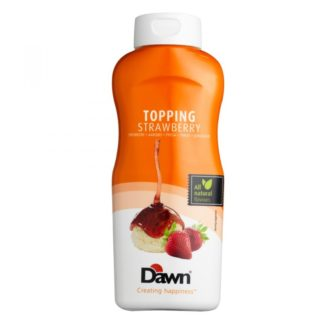 dawn topping sauce strawberry 1kg