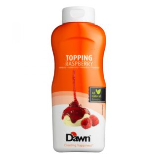 Dawn Topping Sauce Raspberry