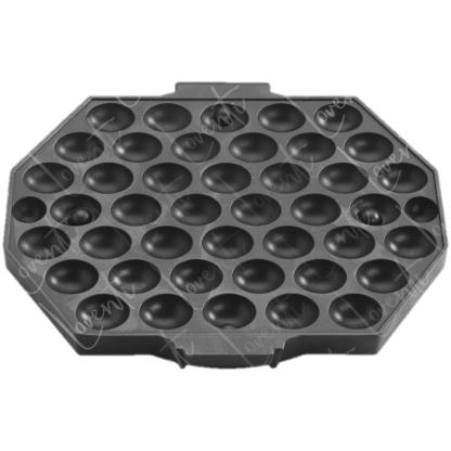 bubbelwrap waffle plate