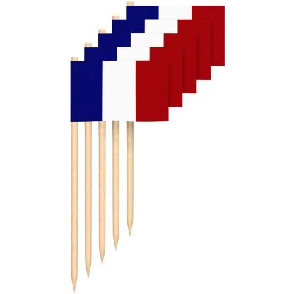 Franska Flaggor
