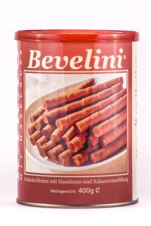 KAKAO Bevelini Cocoa Wafer Sticks