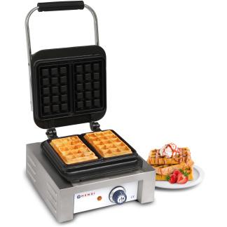 Hendi Waffle Maker Brussels
