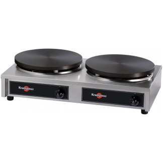 DOUBLE GAS CREPE MAKER STANDARD RANGE