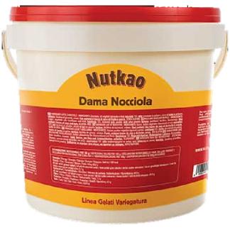 Noisette Topping (12%), 5kg