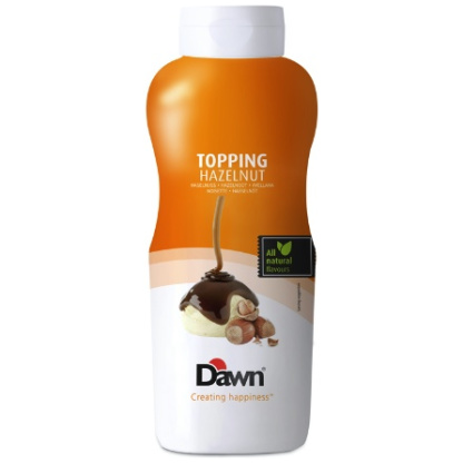 Dawn Topping Hazelnut