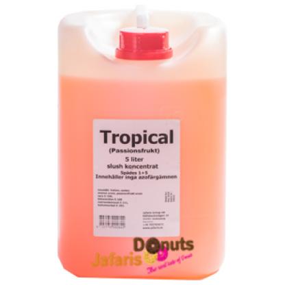Slush Koncentrat Tropical
