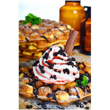Idun Kenni Bubble Waffle mix