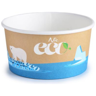 Glassbägare Eco 230 ml