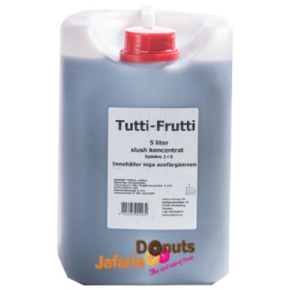 Slush Koncentrat Tutti Frutti