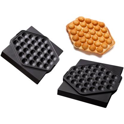 Bubble Waffle Baking Plates for SWiNG Baking System