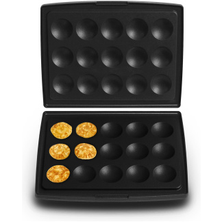 Baking Plates Mini Pancakes